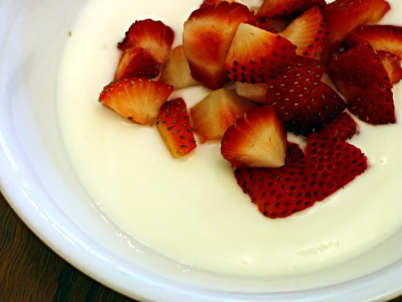 jogurt bez šećera