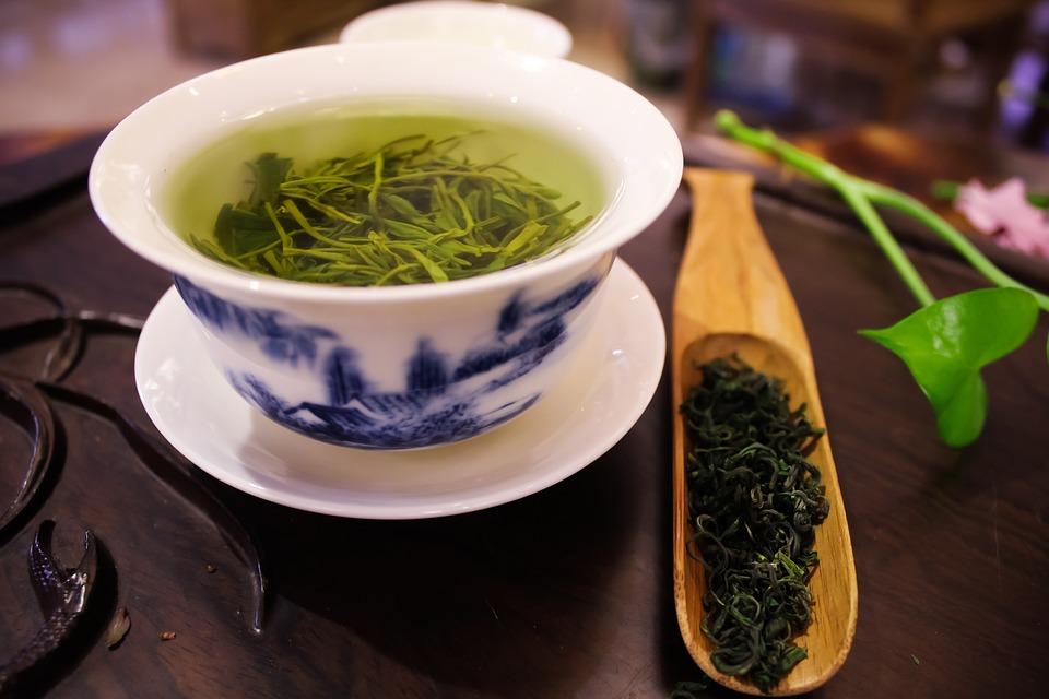 Zeleni čaj kao osvježavajući napitak